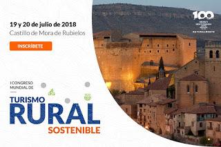 MORA DE RUBIELOS. I Congreso de Turismo Rural Sostenible (19 y 20)