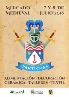 PANTICOSA. Mercado medieval (días 7 y 8)