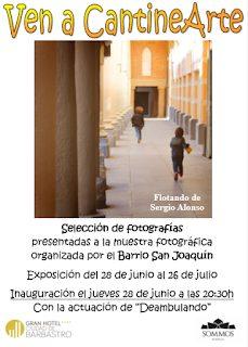 BARBASTRO. Nueva exposición (hasta el 25 de julio)