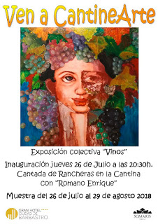 BARBASTRO. Exposición (hasta el 29 de agosto)