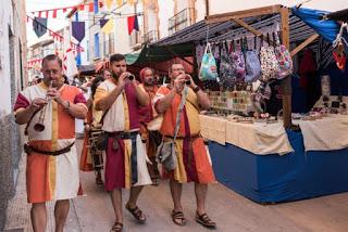 CANFRANC. VIII Feria Medieval (21 y 22)