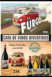 Cata de vinos divertidos (jueves, 12)