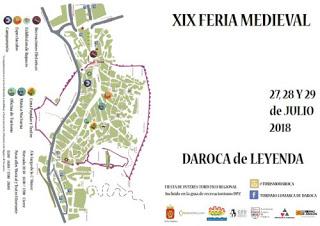 DAROCA. XIX Feria medieval (del 28 al 29)
