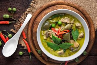 Curso de cocina thailandesa (sábado, 28)