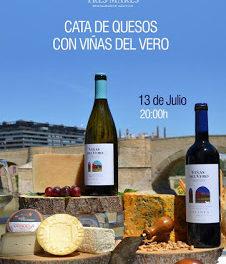 Cata de queso y vino (viernes, 13)