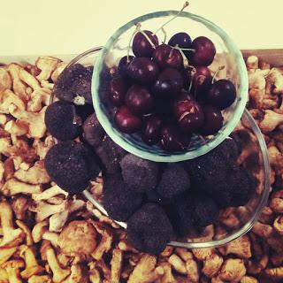 Nuevo menú degustación en LA OLIVADA, Trufa de verano (hasta final de agosto)