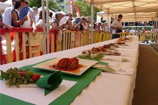HUESCA. Concurso de pollo al chilindrón (domingo, 5 de agosto)