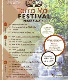 ARTOSILLA. Terra Mai Festival (del sábado, 31, al domingo, 2)