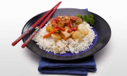 VILLANÚA. Curso infantil de cocina china (sábado, 25)