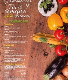 CANFRANC. Feria gastronómica (días 18 y 19)