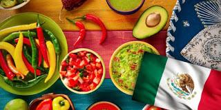 Curso de cocina mexicana en LA ZAROLA (lunes, 3)