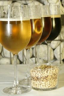 Cata de cervezas internacionales en LA REZETA (viernes, 21)