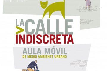 HUESCA. Aula Móvil de Medio Ambiente Urbano (hasta el 1 de diciembre)