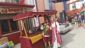BALLOBAR. Feria medieval (sábado, 22)