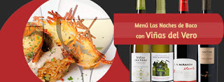 Menú Las noches de Baco en LA BODEGA DE CHEMA, por 26 euros (hasta final de octubre)
