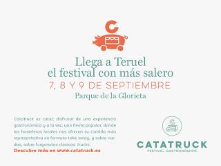 TERUEL. Festival Catatruck (del 7 al 9)