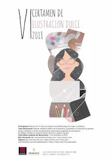 VI Certamen de Ilustración Dulce (hasta 15 de noviembre)