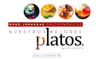 Jornadas Nuestros mejores platos en EL FORO, por 30 euros (septiembre)