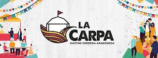 PILAR. La Carpa Alimentos de Aragón (del 4 al 14)
