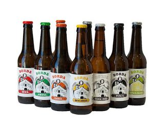 Cata de cervezas Borda (jueves, 27)