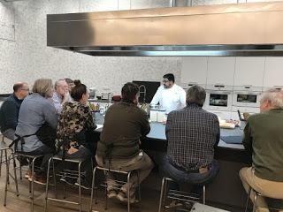 Curso de cocina peruana en LA REZETA (miércoles, 12)