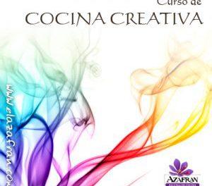 Curso de cocina creativa en AZAFRÁN (del 25 al 27)