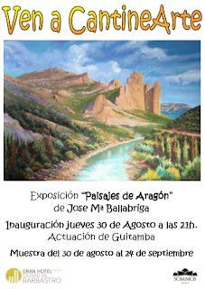 BARBASTRO. Exposición (hasta el 24 de septiembre)