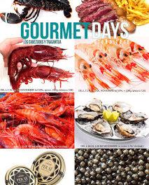 Gourmet Days en LOS CABEZUDOS y TRAGANTÚA con bogavante (del lunes, 22, al jueves, 25)