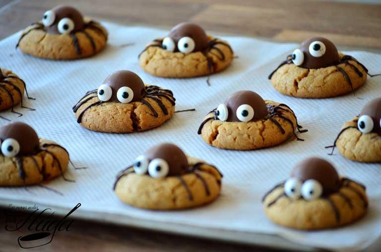 Curso de cocina en familia: galletas de Halloween en LA ZAROLA (miércoles, 31)