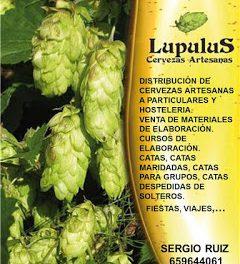 Curso de elaboración de cervezas (sábado, 27)