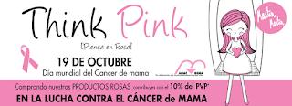 Piensa en rosa en MARTÍN MARTÍN (viernes, 19)