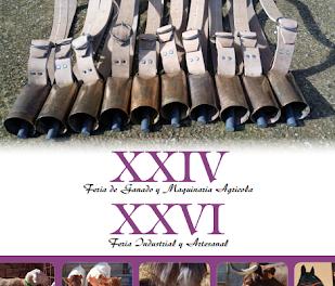 MORA DE RUBIELOS. Feria industrial y ganadera (27 y 28)