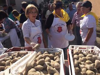 POZÁN DE VERO. Fiesta de la chireta (sábado, 3)
