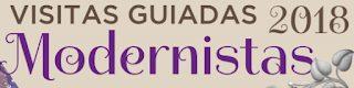 TERUEL. Visitas guiadas modernistas (domingo, 28)