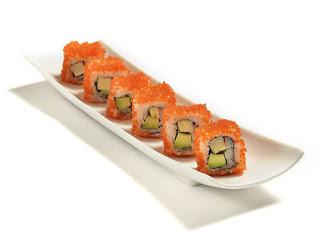 Taller de sushi  (jueves, 25)