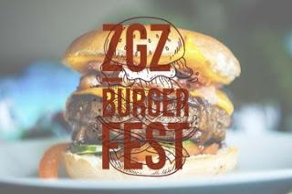 Zaragoza Burger Fest (del 25 de octubre al 4 de noviembre)