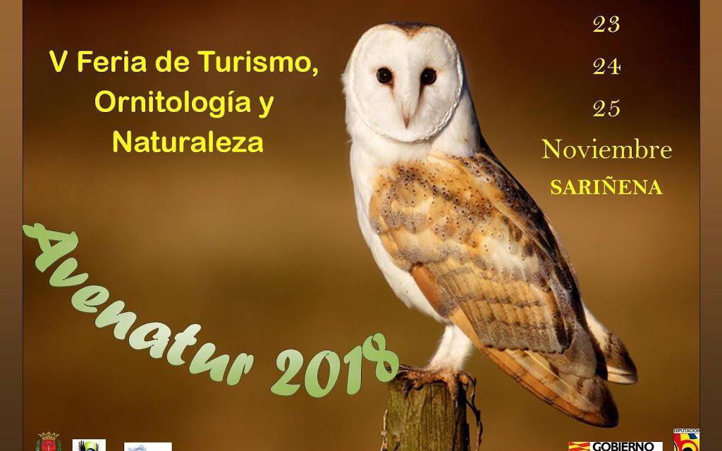 SARIÑENA. Avenatur (del 23 al 25 de noviembre)