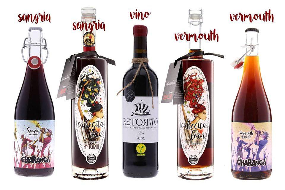 Cata de vinos Binomio (viernes, 30)