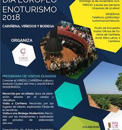 CARIÑENA. Día Europeo del Enoturismo (sábado, 10, y domingo, 11)