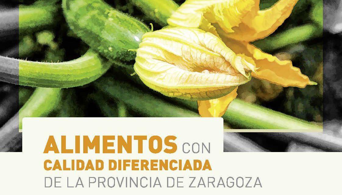 MEQUINENZA. Exposición de Alimentos con calidad diferenciada en la provincia de Zaragoza (del 4 al 12 de diciembre)