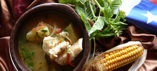 Curso de cocina chilena en LA ZAROLA (sábado, 17)