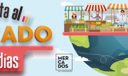 La Vuelta al Mercado en 80 días (viernes y sábados de noviembre y diciembre)