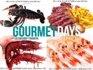 Cartel Gourmet Days Gourmetdays