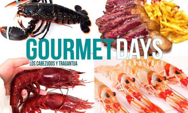 Gourmet Days en LOS CABEZUDOS y TRAGANTÚA con caviar Per Sé (del 1 al 31)