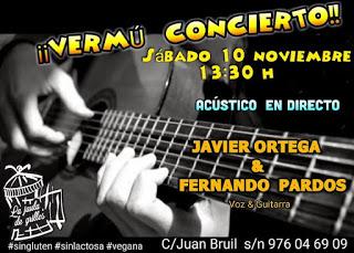 Vermú y música (sábado, 10)