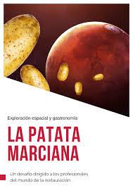 Concurso de cocina La Patata Marciana (hasta el 10 de diciembre)
