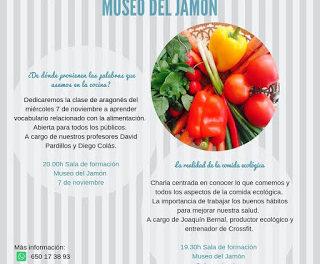 CALAMOCHA. Semana de la alimentación (miércoles, 7, y viernes, 9)
