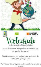 Cena ecológica en VERDECHULO maridada con IDRIAS (miércoles, 14)