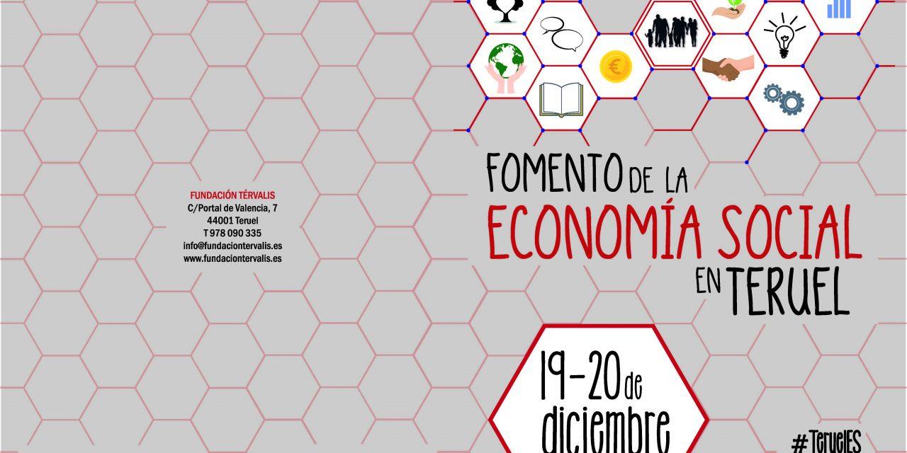 TERUEL. Jornadas de Economía Social (miércoles y jueves, 19 y 20)