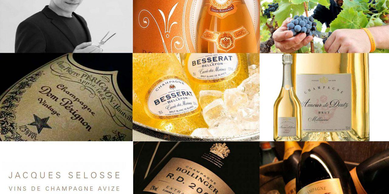 Cena cata maridaje en LOS CABEZUDOS con los mejores champagnes del mundo (miércoles, 19)